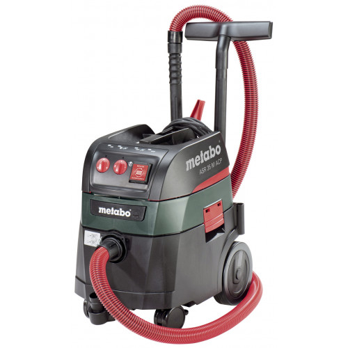 ASR 35 M M-Class wet & dry vac with automatic filter cleaning.