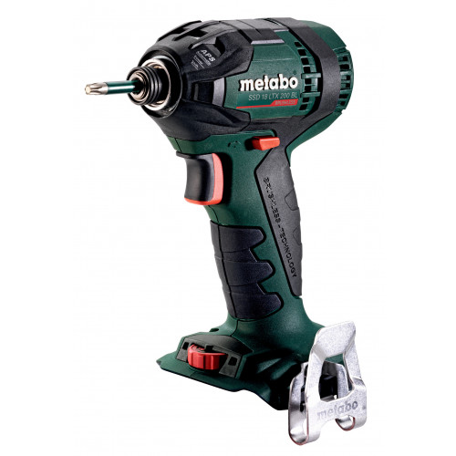 Metabo SSD 18 LTX200 Impact Driver Body Only