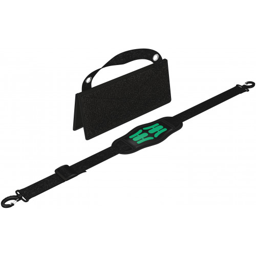 Wera 2go 1 Tool Carrier & 2go 6 Shoulder Strap