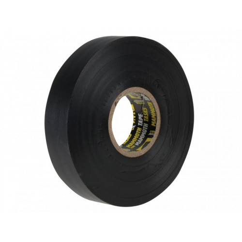 Electrical Insulation Tape Black 19mm x 33 Metres