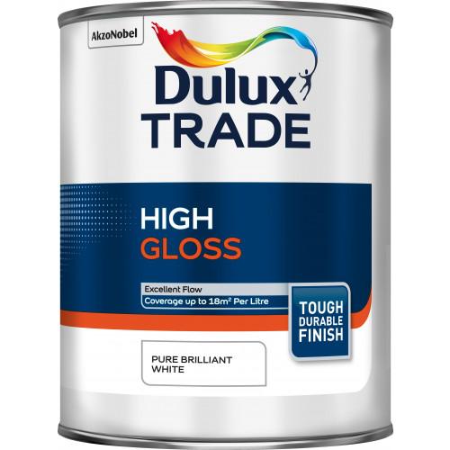 Dulux Trade HIGH GLOSS PBW 1L