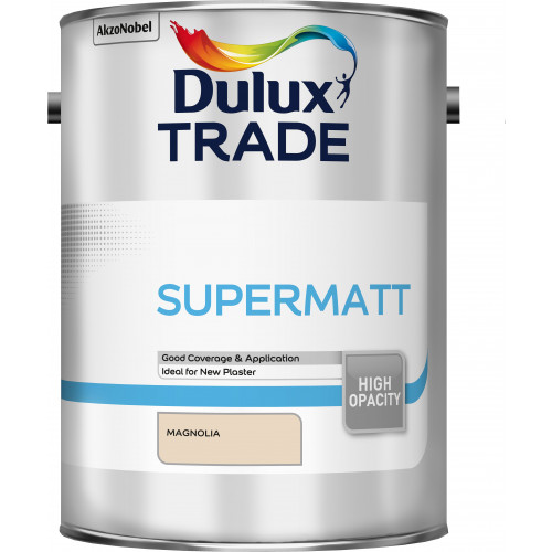 Dulux Trade SUPERMATT MAGNOLIA 5L