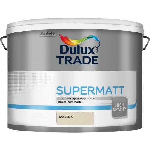 Dulux Trade SUPERMATT GARDENIA 10L