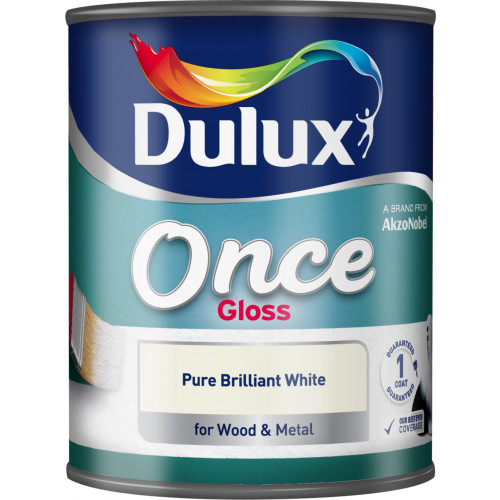 Dulux Retail ONCE GLOSS PBW 750ML
