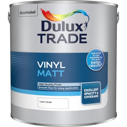 Dulux Trade Vinyl MATT TINT COL 2.5L