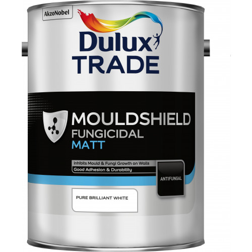 Dulux Trade M/SHIELD FUNGICIDAL MATT PBW 5L