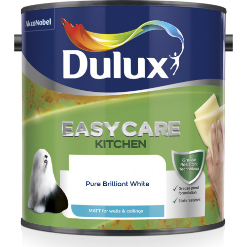Dulux Retail KITCHEN MATT PBW 2.5L
