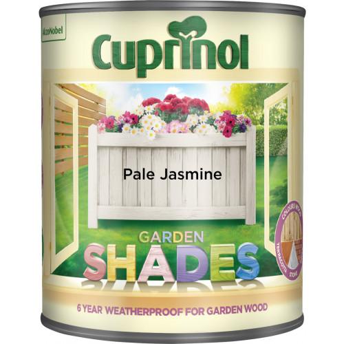 Cuprinol GARDEN SHADES PALE JASMINE 1L