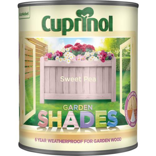 Cuprinol GARDEN SHADES SWEET PEA 1L