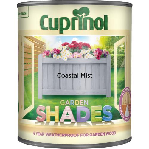 Cuprinol GARDEN SHADES COASTAL MIST 1L