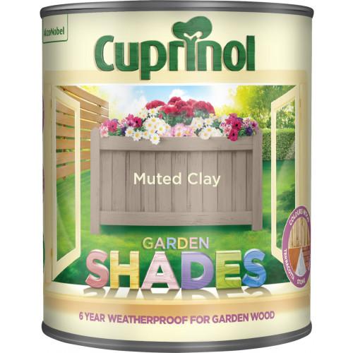 Cuprinol GARDEN SHADES MUTED CLAY 1L