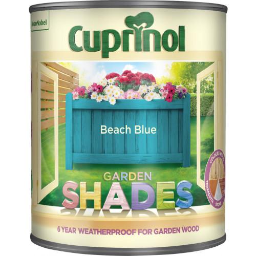 Cuprinol GARDEN SHADES BEACH BLUE 1L