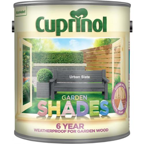 Cuprinol GARDEN SHADES URBAN SLATE 2.5L