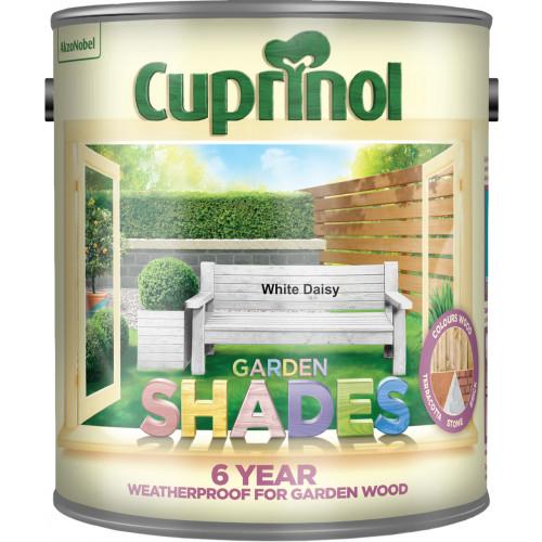 Cuprinol GARDEN SHADES WHITE DAISY 2.5L