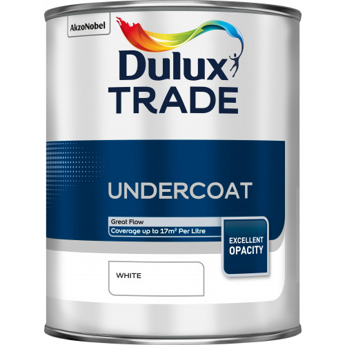 Dulux Trade UNDERCOAT WHITE 1L