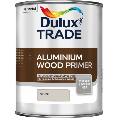 Dulux Trade ALUMINIUM WOOD PRIMER 1L
