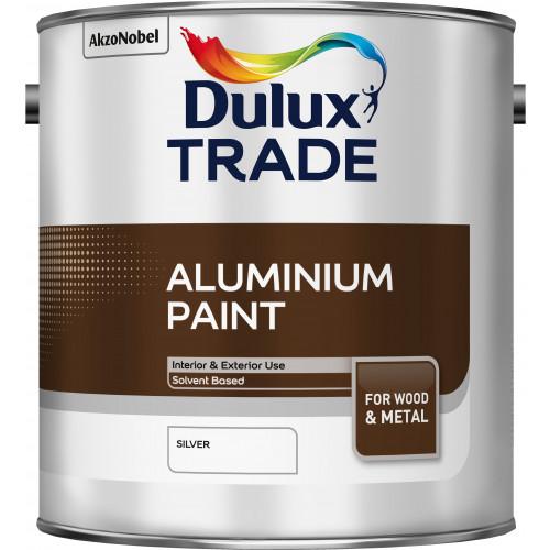Dulux Trade ALUMINIUM PAINT 2.5L