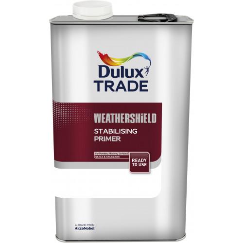 Dulux Trade WEATHERSHIELD STABILISING PRIMER 5L