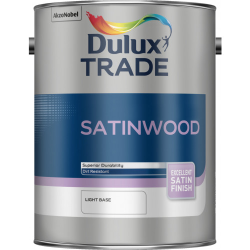 Dulux Trade SATINWOOD TINT COL 2.5L