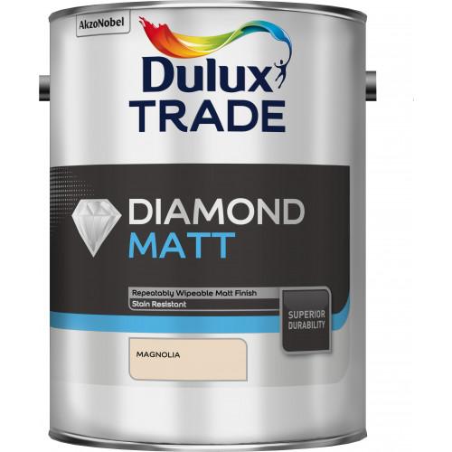 Dulux Trade DIAMOND MATT MAGNOLIA 5L