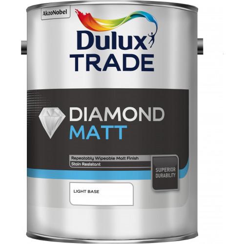 Dulux Trade DIAMOND MATT TINT COL 2.5L