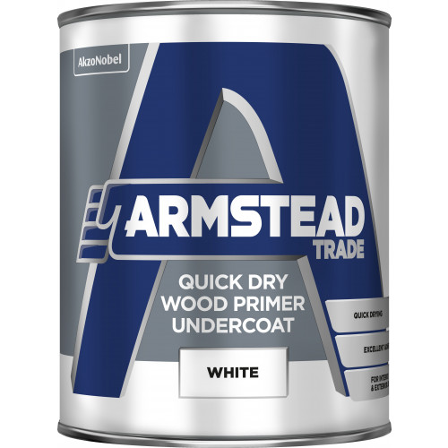 Armstead Trade ACRYLIC WOOD PRIMER U/COAT 1L