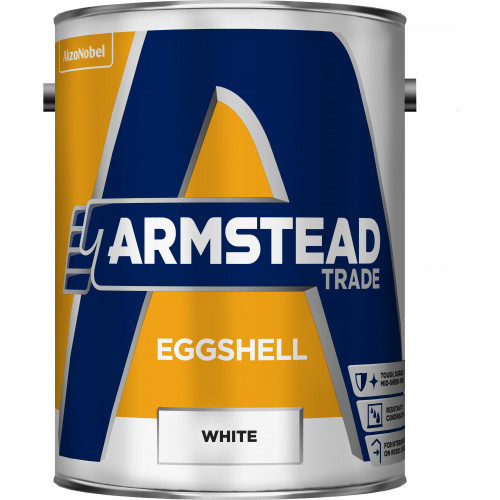 Armstead Trade EGGSHELL WHITE 5L