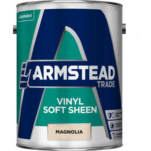 Armstead Trade Vinyl SOFT SHEEN MAGNOLIA 5L