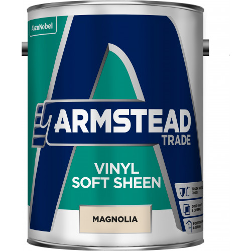 Armstead Trade Vinyl SOFT SHEEN MAGNOLIA 5L