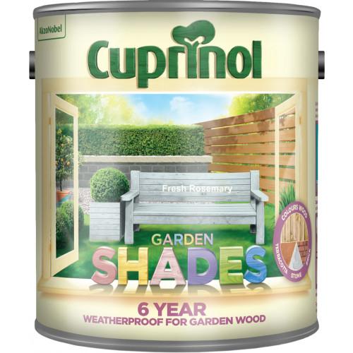 Cuprinol Garden Shades Fresh Rosemary