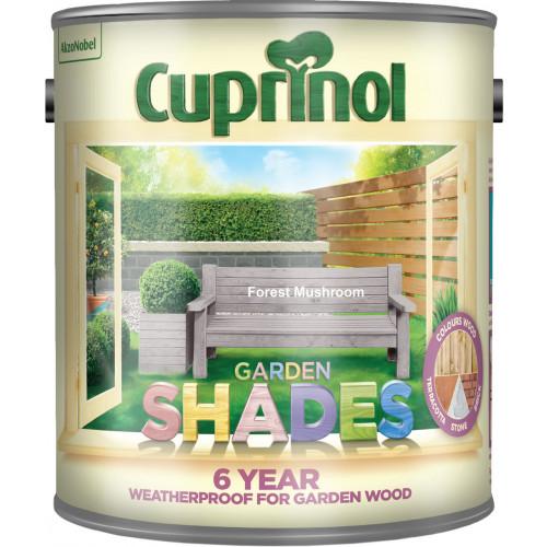 Cuprinol Garden Shades Forest Mushroom
