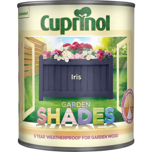 Cuprinol GARDEN SHADES IRIS 1L