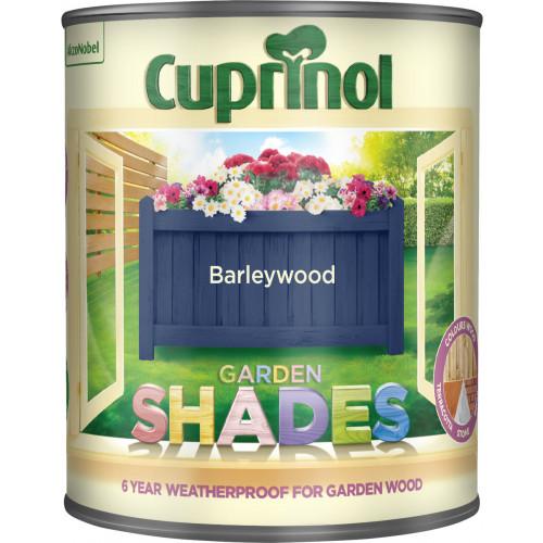 Cuprinol GARDEN SHADES BARLEYWOOD 1L