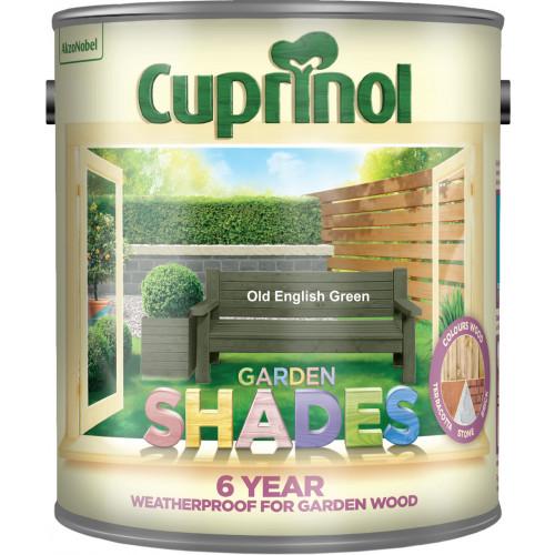 Cuprinol GARDEN SHADES OLD ENG/GREEN 2.5L