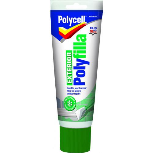Polycell M/Purpose Exterior P/filla Tube 330g