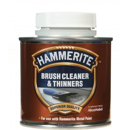 HM BRUSH CLEANER & THINNERS 250ML