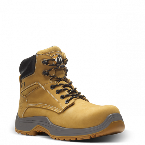 V12 VR602 Puma Honey Nubuck Derby Boot