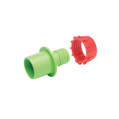 """Plasson 20mm x 1/2"""" Class D Adaptor (Light Green)"""