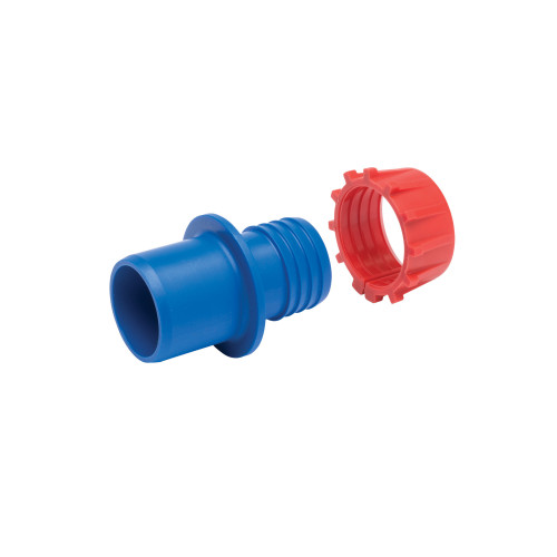 "Plasson 63mm x 2"" Class C Adaptor (Dark Blue)"