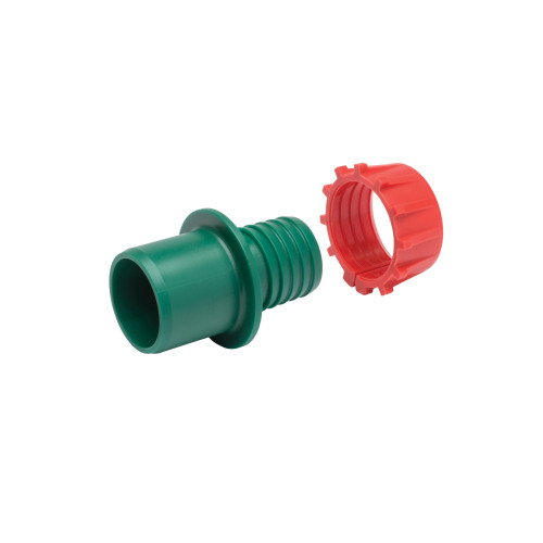 "Plasson 63mm x 2"" Class D Adaptor (Dark Green)"