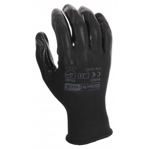 Lightweight Nitrile Supergrip Glove