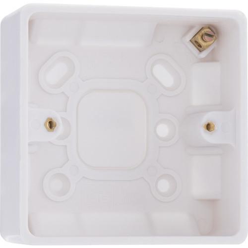 Surface Box Single Socket