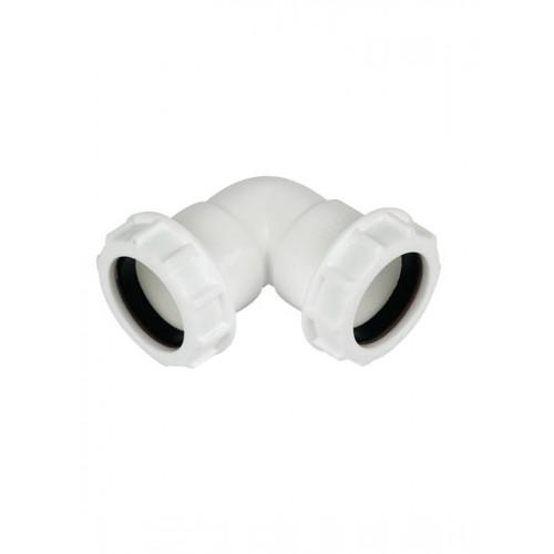 Compression - 90 Deg Bend (Knuckle) 40mm