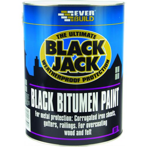 901 BLACK BITUMEN PAINT 1L