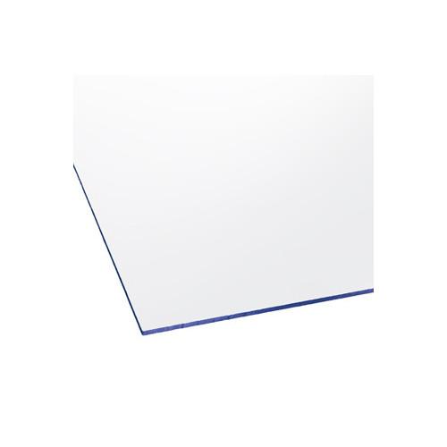 Crysta-Glas Lightweight Clear Flat Plastic Sheets 4X2