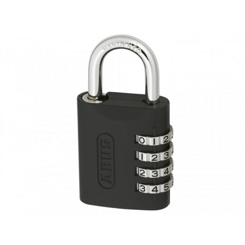 158KC/45mm Combination Padlock With Key Overide