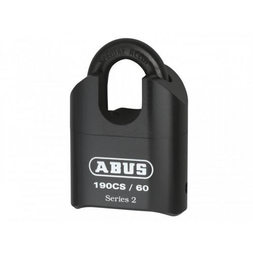 60mm Combination Padlock H/D Close Shackle