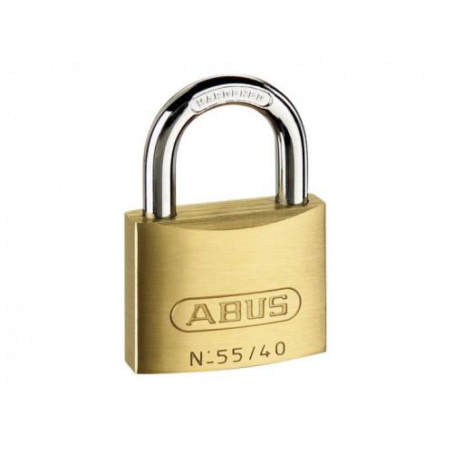 55/25 25mm Brass Padlock 02853