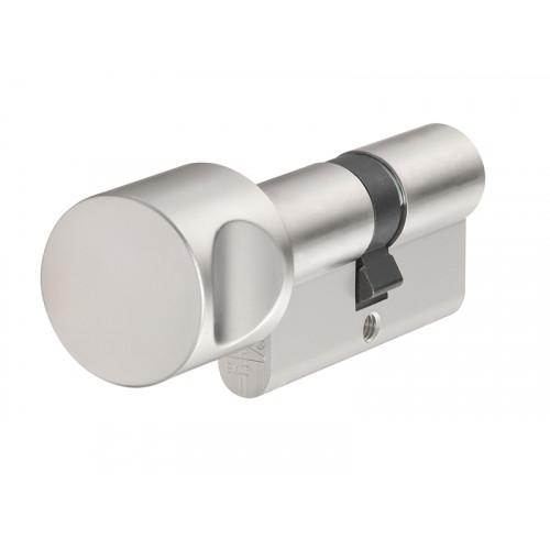 E60NP Nickel Pearl Z45/K30 Thumbturn Cylinder