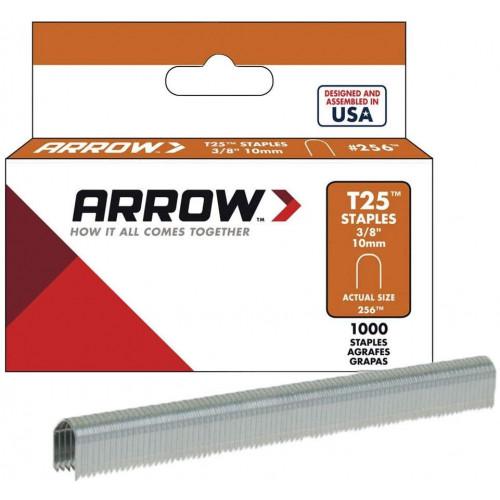 T25 Staples Box 5000 10mm - 3/8in